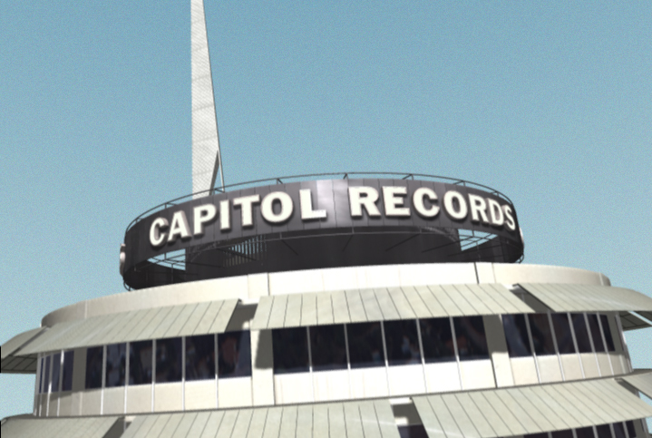 The capitol records building mike verta back then making photoreal cg or anything approaching it was 1000x more difficult than it is today but maybe more rewarding for the effort malvernweather Image collections
