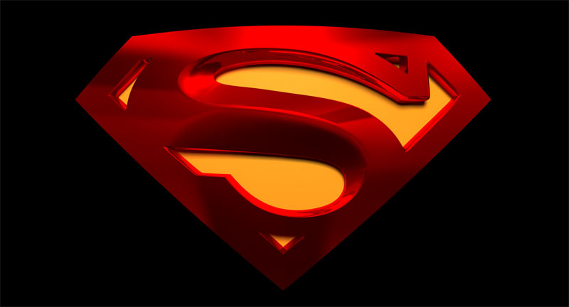 Superman Returns The Shield Mike Verta
